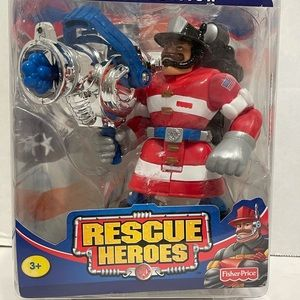 Fisher Price Rescue Heroes Billy Blazes NRFB